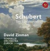 David Zinman: Schubert: The Symphonies - CD