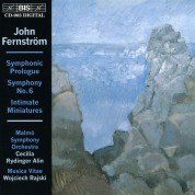 Malmö Symphony Orchestra, Cecilia Rydinger Alin, Musicae Vitae, Wojciech Rajski: Fernström: Symphony No.6 - CD
