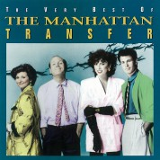 The Manhattan Transfer: The Very Best Of - CD