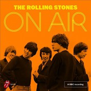 Rolling Stones: On Air - Plak