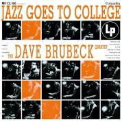 Dave Brubeck Quartet: Jazz Goes To College - Plak