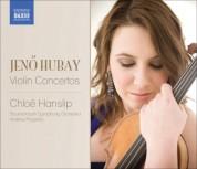 Chloe Hanslip: Hubay, J.: Violin Concertos Nos. 1 and 2 / Scenes De La Csarda Nos. 3 and 4 - CD