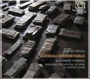 Alexandre Tharaud, Ensemble Orchestral de Paris, Andrea Quinn: Pecou - L'Oiseau innumérable - CD