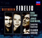 Arnold Schönberg Chor, Claudio Abbado, Jonas Kaufmann, Lucerne Festival Orchestra: Beethoven: Fidelio - CD