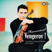 Maxim Vengerov - Phenomenal Vengerov! - CD