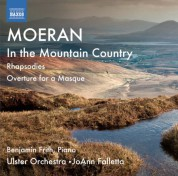 JoAnn Falletta, Benjamin Frith, Ulster Orchestra: Moeran: In the Mountain Country - CD