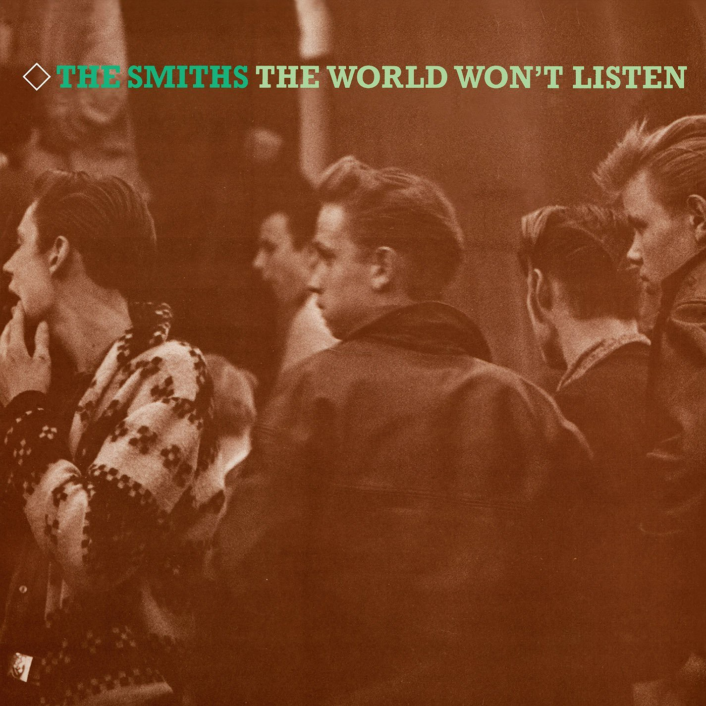 The Smiths The World Won T Listen Plak Opus3a