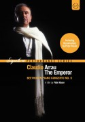 Claudio Arrau, Chile Symphony Orchestra, Victor Tevah: Claudio Arrau - The Emperor Concerto + Documentary - DVD