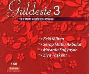 Çeşitli Sanatçılar: Güldeste 3 - CD