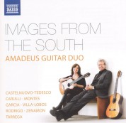 Amadeus Guitar Duo - Images from the South - CD