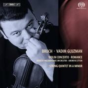 Vadim Gluzman, Bergen Philharmonic Orchestra, Andrew Litton: Bruch: Violin Concerto - SACD