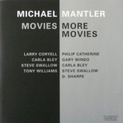 Michael Mantler: Movies / More Movies - CD