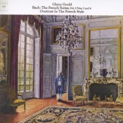 Glenn Gould: J.S. Bach: The French Suites Vol. 2, No. 5, 6 - CD