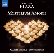 Gaudete Ensemble: Rizza: Mysterium amoris - CD