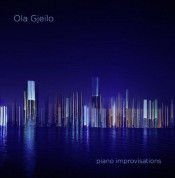 Ola Gjeilo: Piano Improvisations - Plak