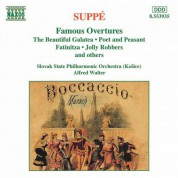 Suppe: Famous Overtures - CD