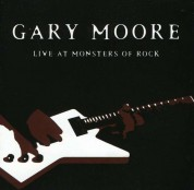 Gary Moore: Live At Monsters Of Rock - CD