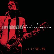Jeff Buckley: Mystery White Boy - Plak