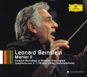 New York Philharmonic Orchestra, Thomas Hampson, Wiener Philharmoniker: Mahler: Bernstein Compl. Recordings Vol. II - CD