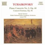 Tchaikovsky: Piano Concerto No. 2 / Concert Fantasy, Op. 56 - CD