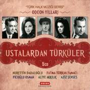 Çeşitli Sanatçılar: Ustalardan Türküler - CD