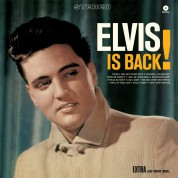 Elvis Presley: Elvis Is Back! + 4 Bonus Tracks - Plak