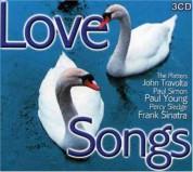 Çeşitli Sanatçılar: Love Songs - CD