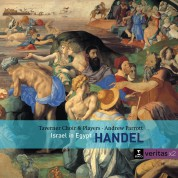 Taverner Choir & Players, Andrew Parrott: Handel: Israel in Egypt - CD