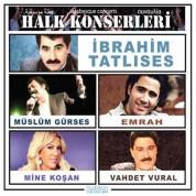 Çeşitli Sanatçılar: Halk Konserleri - CD