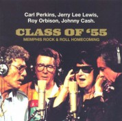 Carl Perkins, Jerry Lee Lewis, Roy Orbison, Johnny Cash: Class Of '55 - Memphis Rock'n'roll Homecoming - CD