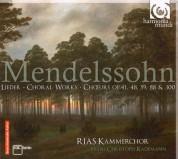 RIAS Kammerchor, Hans-Christoph Rademann: Mendelssohn: Choral Works - CD