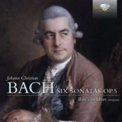 Bart van Oort: J.C. Bach: Six Sonatas, Op. 5 - CD