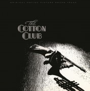 John Barry: OST - Cotton Club - Plak