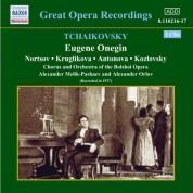 Tchaikovsky: Eugene Onegin (Bolshoi Opera) - CD