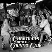 Lana Del Rey: Chemtrails Over The Country Club - Plak