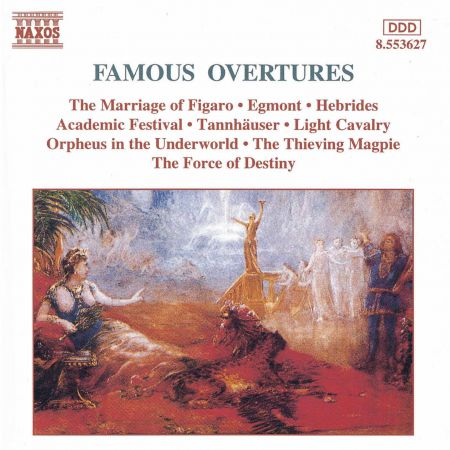 Famous Overtures - CD