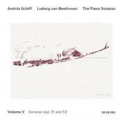 András Schiff: Ludwig van Beethoven: The Piano Sonatas, Volume V - CD