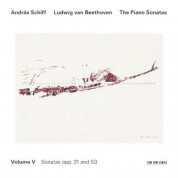 András Schiff: Ludwig van Beethoven: The Piano Sonatas, Volume V - CD