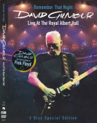 David Gilmour: Remember That Night: Live At The Royal Albert Hall - DVD