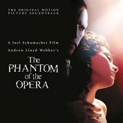 Andrew Lloyd Webber: Phantom Of The Opera (Soundtrack) - CD