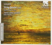 Tokyo String Quartet, David Watkin: Schubert: Quintet with two cellos D. 956, Quartettsatz D.703 - SACD