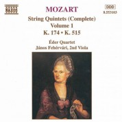 Mozart: String Quintets, K. 174 and K. 515 - CD