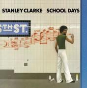 Stanley Clarke: School Days - Plak
