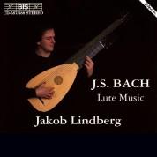 Jakob Lindberg: J.S. Bach - Lute Music - CD