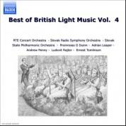 Best of British Light Music, Vol.  4 - CD