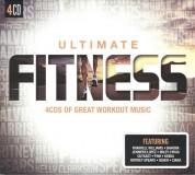 Çeşitli Sanatçılar: Ultimate Fitness - CD
