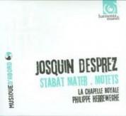 La Chapelle Royale, Philippe Herreweghe: Desprez: Stabat mater & Motets - CD