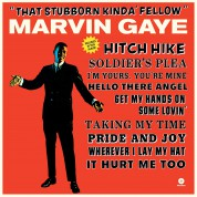 Marvin Gaye: That Stubborn Kinda Fellow + 2 Bonus Tracks! - Plak