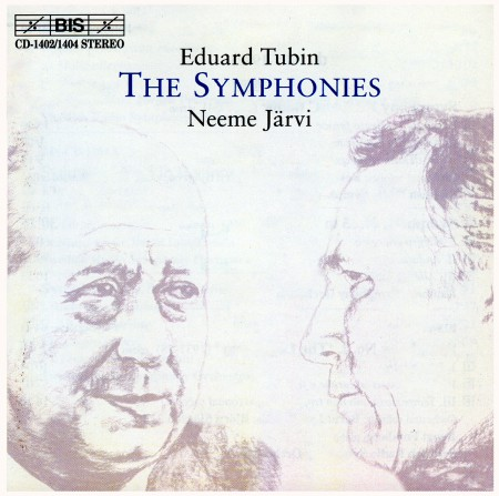 Neeme Järvi: Tubin - The Symphonies - CD