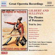Sullivan: Pirates of Penzance / Trial by Jury (D'Oyly Carte) (1949) - CD